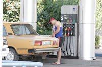 Дави на газ – бензин дешевле стал
