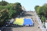 «Вышиванковый фестиваль» и оберег для Одессы