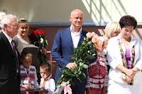 В Суворовском районе открыт филиал центра реабилитпции для особенных детей