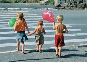 Опасная дорога: не игрушечный, а реальный мир