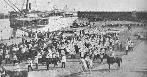 Герои русско-японской войны в Одессе