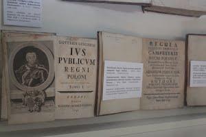 Книжные сокровища в фондах университетской библиотеки