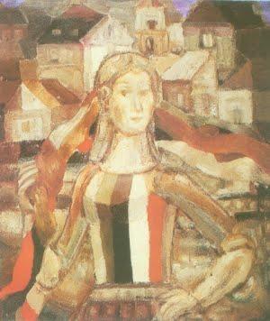 Виктор Маринюк: Светоносная фреска бытия
