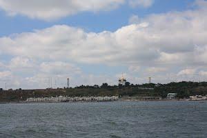 В Одессе чистое побережье