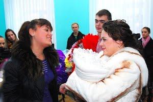 Первая медаль Алины Стариченко