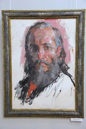 Виталий Аликберов: художник, философ, педагог