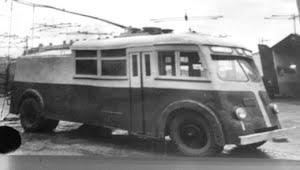 Первый троллейбус: от вокзала до площади Толстого