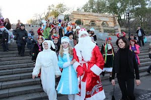 Шире шаг, Дед Мороз!