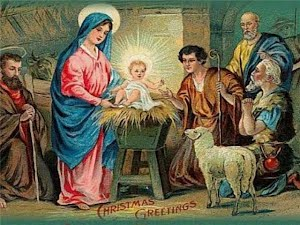 Дорогие братья и сёстры! Христос рождается! Славьте его!