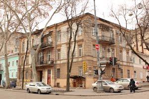 Город доходных домов
