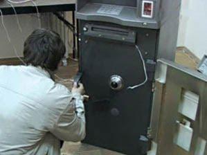 Потрошитель банкоматов
