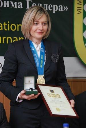 Наталья Жукова: «Главное – не сдавать позиции»