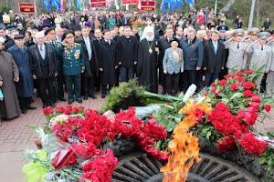 Слава освободителям Одессы!