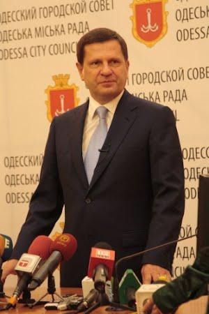Наступление мэра Костусева